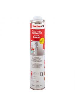 B1 brandskyddsskum PUP 750 ml - färg betonggrå - förpackning med 1
