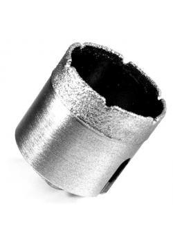 Diamant-Trockenbohrkrone - Durchmesser 6 bis 68 mm