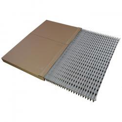 DT Sepa Paint - Faltkartonfilter - 1 x 10 m, 0,9 x 11 m, 0,75 x 13,5 m