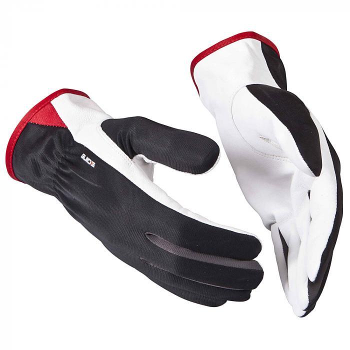 Schutzhandschuhe 5160 Guide - Ziegennarbenleder - Größe 06 bis 11 - Preis per Paar