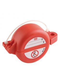 Gasflaschen-Verriegelung - bis ø 70 mm|Ø 85 mm - passend für Vorhängeschloss