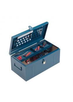 Transportkiste StorePlus SteelBox 95 - Außenmaße (B x T x H) 715 x 410 x 315 mm - Volumen 95 l