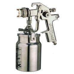 SATAjet H - Lackierpistole - 1,0 l Alu Hängebecher - für Maler, Tischler und Industrie