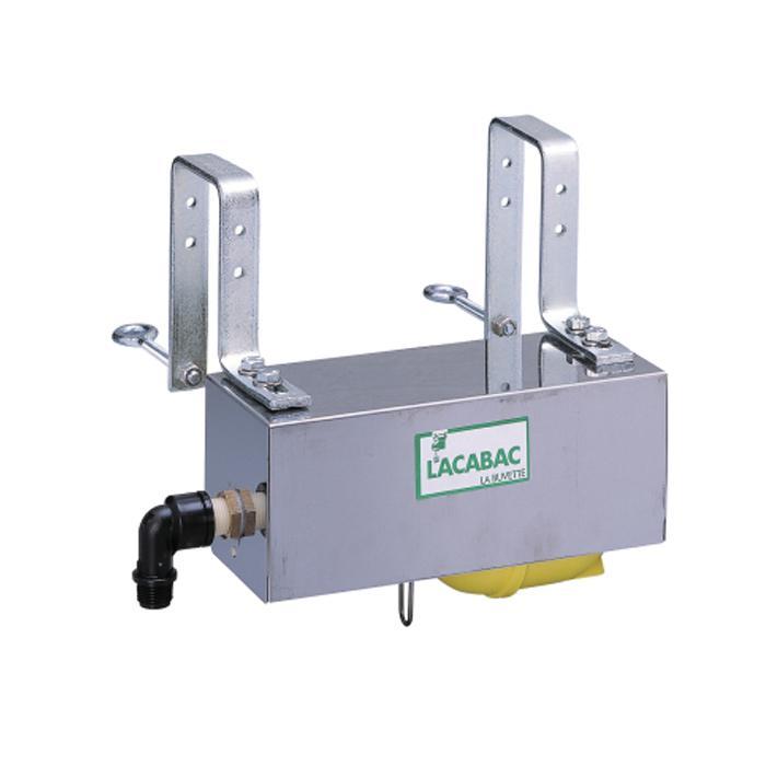 Flytventil - Lacabac - 3 till 5 bar - 24 till 29 L
