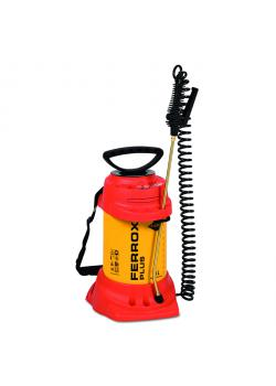 "High pressure sprayer ""FERROX PLUS"" - with FPM seal - 6 bar - filling capacity 6 l - total capacity 9 l - side-mountable"