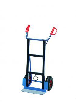 Machinery handtruck - 350 kg - medium - Anti-slip covering