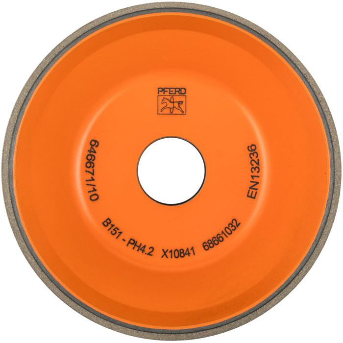 CBN-Schleifwerkzeug - PFERD 11V9 - Korngröße D 126 bis 181