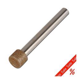 """Restposten - CBN-Schleifstifte """"PFERD"""" - Zylinderform - Korngröße B 126 Galvanikbindung - Kopf-Ø x Kopflänge 1,6 x 4 mm"""