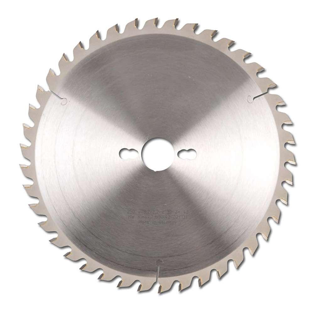 Tisch-Kreissägeblatt Sägeblatt-Ø 200-500 mm - für Naturholz, Plattenwerkstoffen