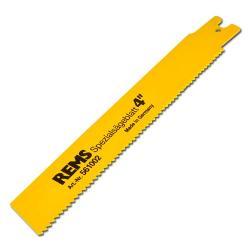 """Scie spéciale """"REMS"""" - pour tubes en acier jusqu'à 4 """"- 140-200 mm"""