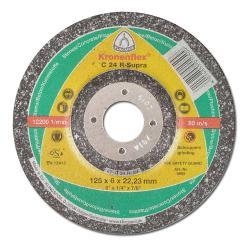 Schruppscheibe Supra - für Stein und Beton - Härte mittel - Typ C 24 R Supra