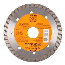 Diamanttrennscheibe - Ø 115 bis 230mm - Ausführung DG - geschlossener Rand - Preis per Stück