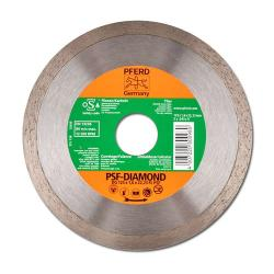 Diamond Cut-Off Wheels - Ø 115 Or 125mm - Type DG FL - Continuous Edge - For Ang