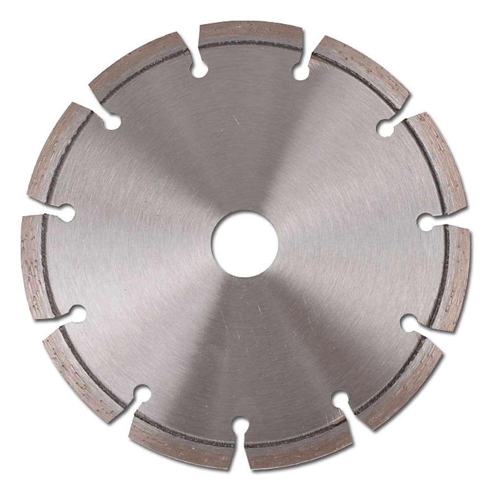 Diamanttrennscheibe - Beton u.ä. - Ø 115 bis 230mm - Segmenthöhe 7mm - universel
