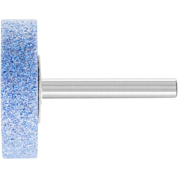 Schleifstift - PFERD - Schaft-Ø 6 x 40 mm - Härte J - Zylinderform - für Titan etc. - VE 5 und 10 Stk. - Preis per VE