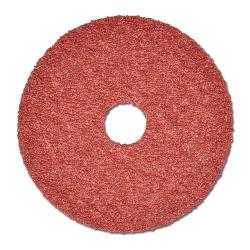 Fiber Discs - Round Hole Ø 16-22mm - K16 To K120 Metal CS561