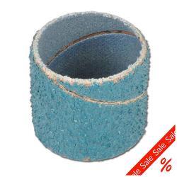 Rester - slipning hylsa Z - universell användning - diameter 38 mm - grit K 60 - 25 mm
