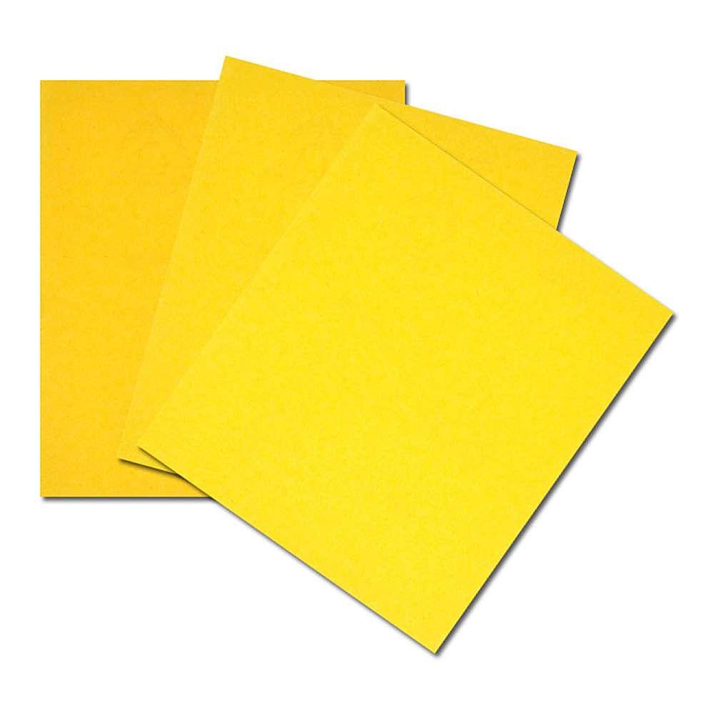 Schleifpapier Bogen ungelocht - standard Holz, Farbe, Spachtel, Lack - K40 bis K