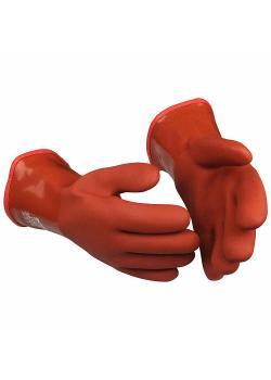 Schutzhandschuhe 146 Guide Winter - PVC - Größe 10 - 1 Paar - Preis per Paar