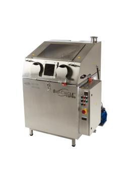 TURBO 800 - Teilewaschanlage - V2A-Edelstahl - manuelle- oder automatische Wäsche - Tragkraft 350 kg