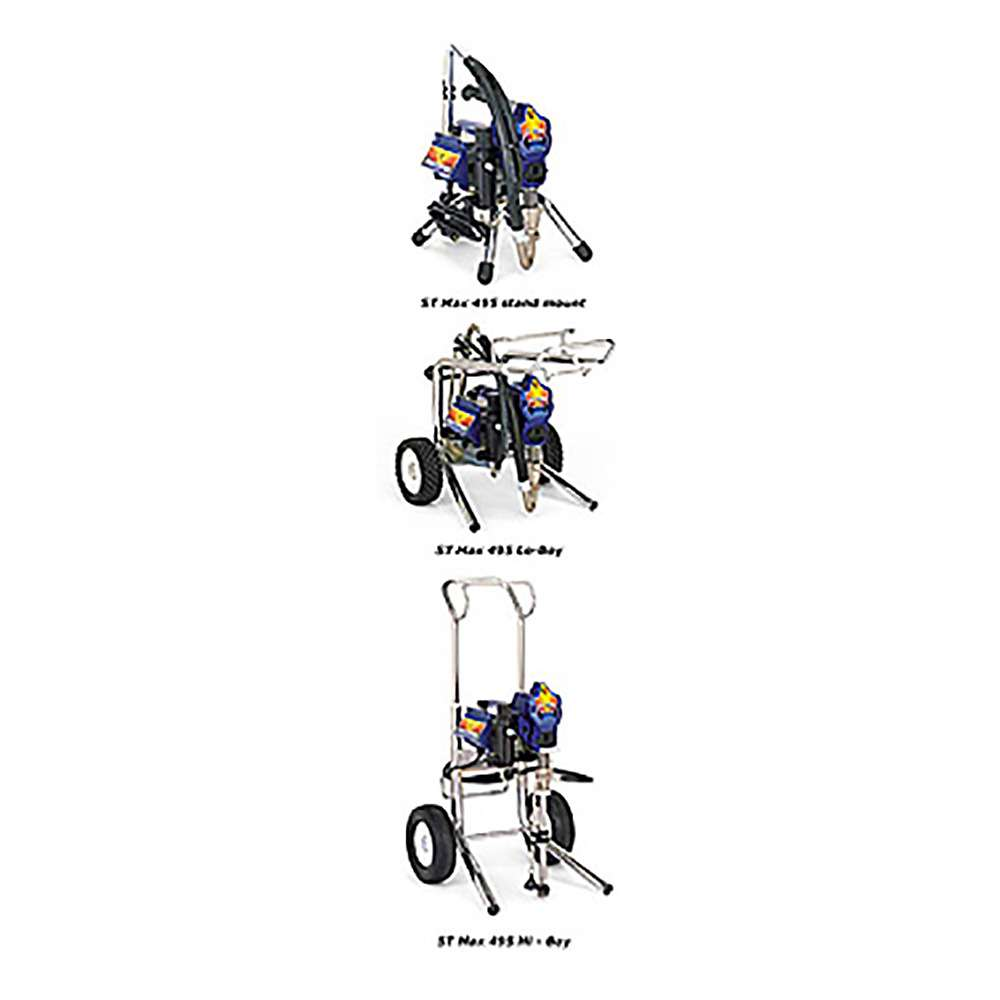 Airless Farbspritzsystem Graco ST Max 495