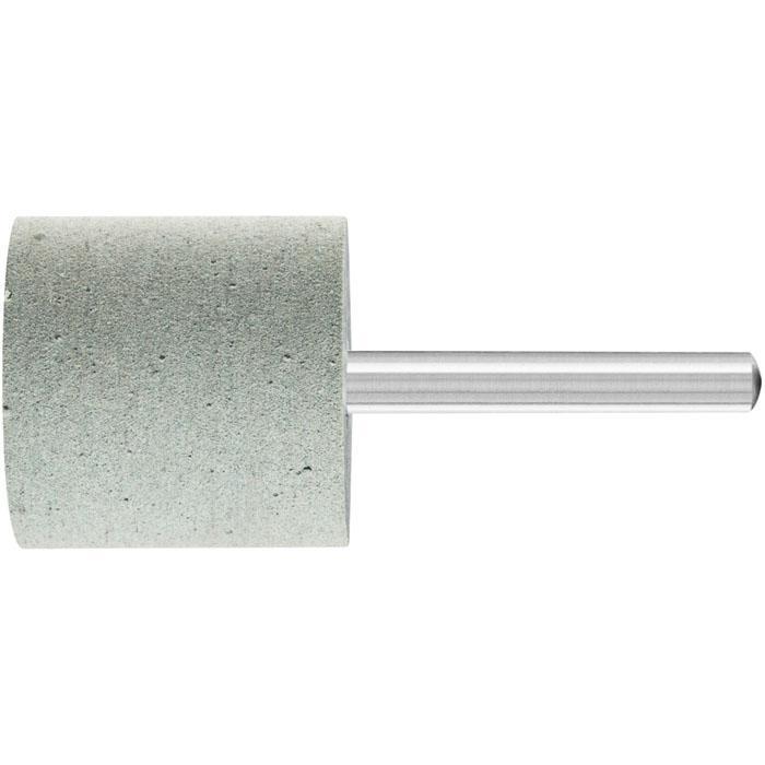 Schleifstift - PFERD Poliflex® - Schaft-Ø 6 mm - mittelharte PUR-Bindung - für INOX, Titan, etc. - VE 5 und 10 Stück - VE Preis per VE