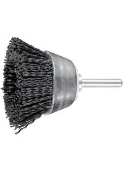 Topfbürste - PFERD TBU 5015/6 CO 120 1,10 - ungezopft, mit Schaft