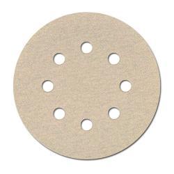 Schleifscheibe - f. Farbe /Lack/Spachtel - Ø 125mm - K 40 bis 240 - kletthaft. -