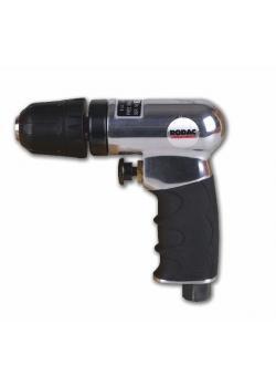 Bohrmaschine 7mm mit Schnellspanbohrfutter - Leistung KW - 0,6 - Spindelmass - 3