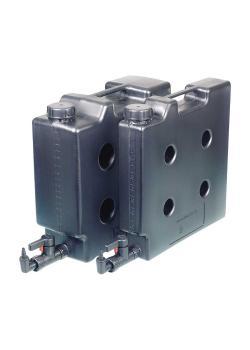 Raumsparset StopCock - elektrisch leitfähig - Kanister Inhalt 5 oder 10 l