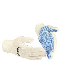 Schutzhandschuhe 755 Guide - Strick/Textil benoppt - Größe 11 - 1 Paar - Preis per Paar
