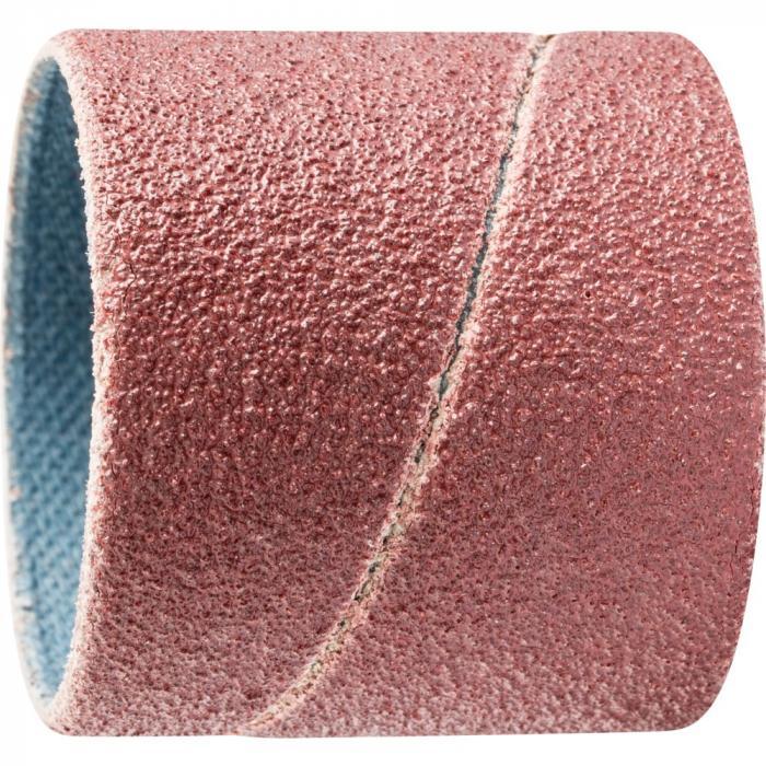 PFERD Schleifhülse KSB - Korund A - Zylindrische Form - Durchmesser 30 mm - Korngröße 40 bis 80 - VE 25 Stück - Preis per VE