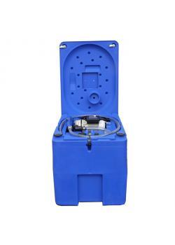 Mobil Bränletank - 200 liter - för AdBlue® - Driftspänning 12V DC - med låsbart lock