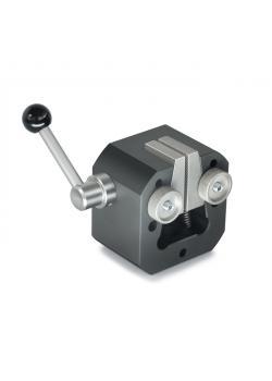 Tension clamp - max. Kuormitus 20 kN - kiilamuotoa - ilman Leivonta