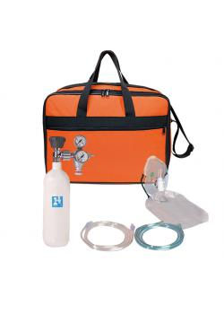dispositivo di ossigeno - regolabile - con riduttore di pressione