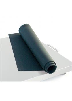 Gummimatta - mått (B x D x H) 945 x 505 x 5 mm - för plattformsvågar