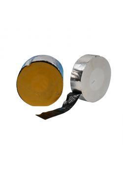 Reparaturband - ALU mit Bitumen - selbstklebend - Stärke 0,05 mm