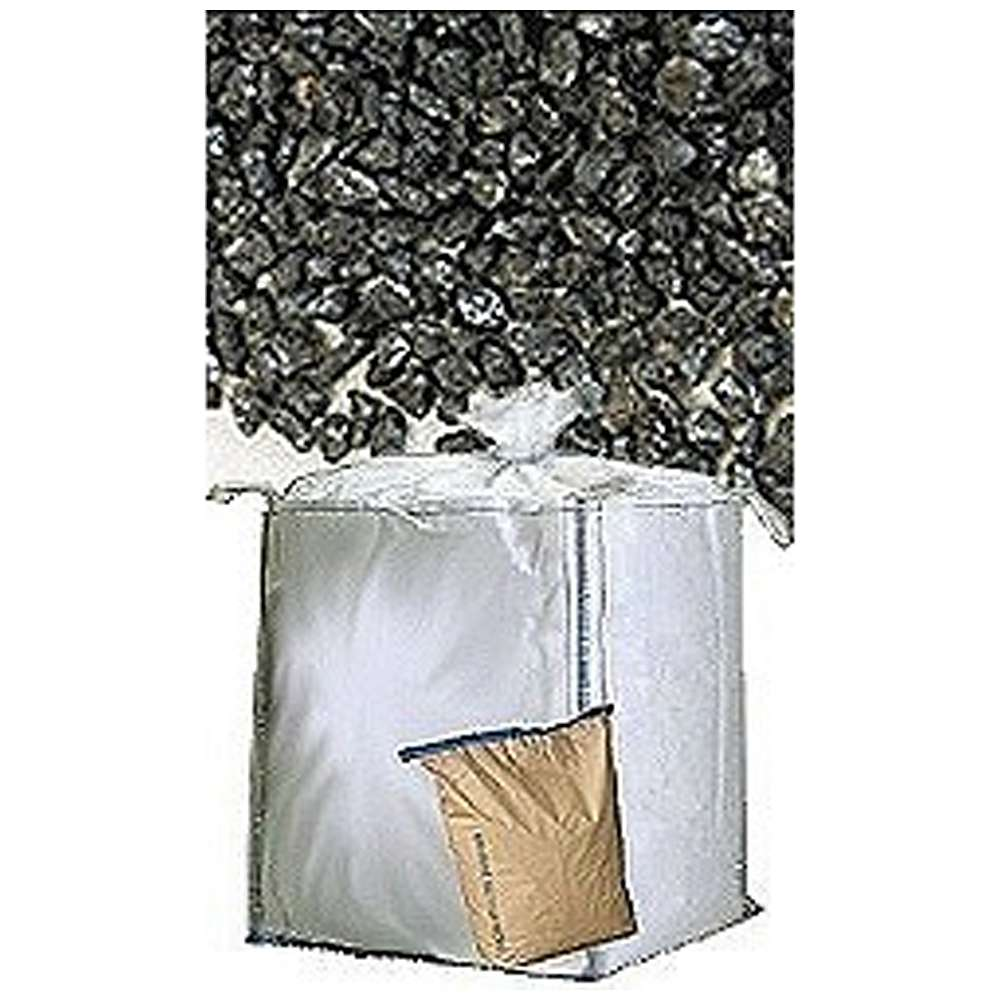 "Blast material - one-way - melting chamber slag ""Exelent Grit""  - square-edged grain"