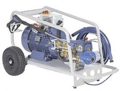 Hochdruckreiniger Modell Dynajet 500me  Kaltwasser - 500 bar - Fördermenge 15 l/