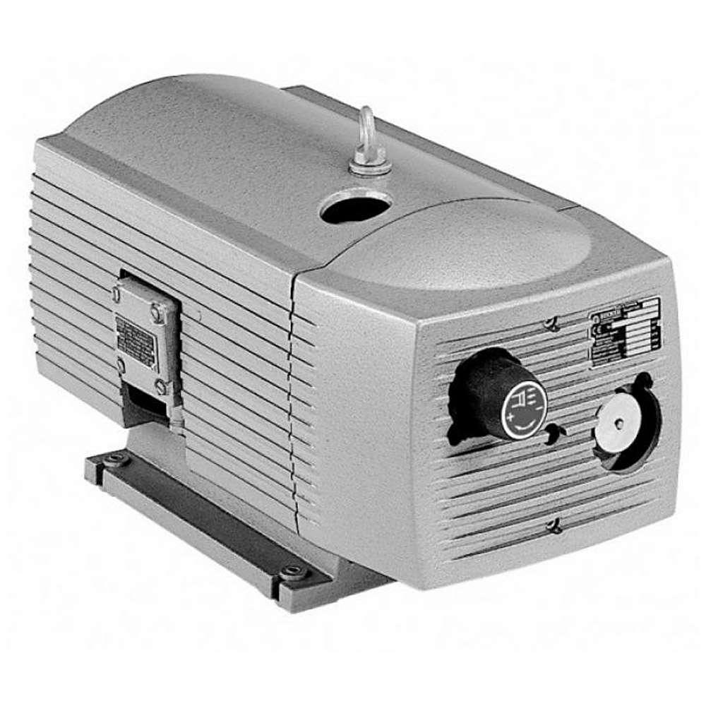 Trockenlaufende Drehschieberpumpe - Modell VX - für Reinraum - max. Vakuum 100 mbar - Saugleistung 10 bis 40 m³/h