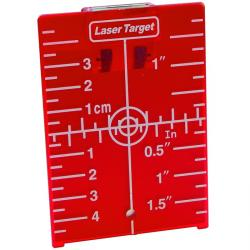 """Target plate """"NEDO"""" - magnetic, - for ceiling construction projects"""
