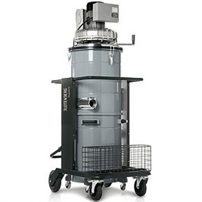 Industriesauger - BS-300 - Klasse M - 60L Behälter