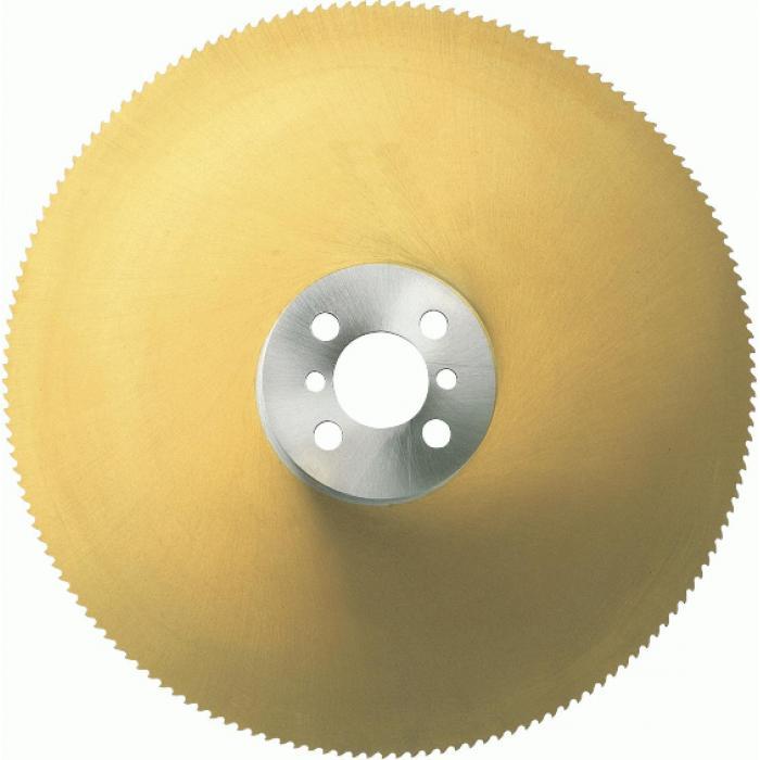 Metallkreissägeblatt - HSS - TiN beschichtet - für Stahl