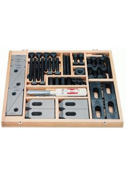 Spannwerkzeug - Sortimentskasten - nach DIN