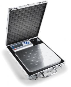 Portable Bench Scale EPM - Stainless Steel + Case - Measuring Range 120-150kg -