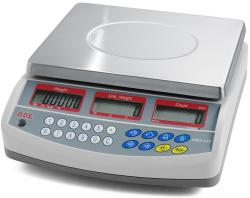 Counting Scales HWZ - Up To 30 kg - With Triple Display - Industrial Type