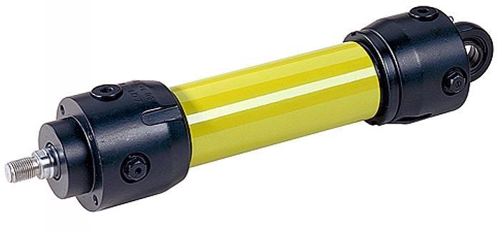 Hydrauliknormzylinder - Grundbauform A - Betriebsdruck 160bar - Modell ZBD 1611-