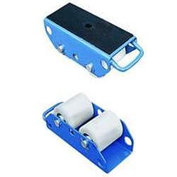 Transport roller - adjustable - slip-resistant - up to 12 tonnes - Steel