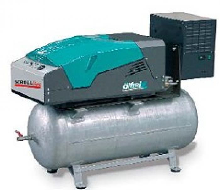 renner scroll kompressor sldk 160 627 l min 8 bar. Black Bedroom Furniture Sets. Home Design Ideas
