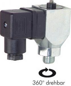 """Pulsante - changer - fino a 200 bar - Connessione 1/4 """"AG - adattatori DIN 43560"""
